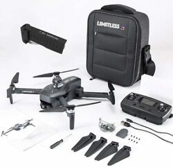 Drone X Pro Limitless 3 Gps 4k Uhd Camera For Adults With Evo Obstacle...