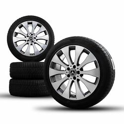 Mercedes Benz 19 Inch Rims E-class X213 All-terrain Winter Wheels A2534012200