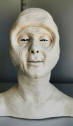 Painted Alien Reference Bust 11 Andndash Cocoon The Return Andndash Prop Store No Sideshow