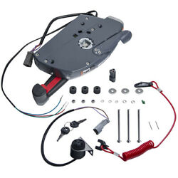 New 5006180 Side Mount Remote Control Box For Johnson Evinrude For Brp Outboard