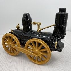 1969 Edition N.2 Famous Firsts Dewitt Clinton 1831 Steam Locomotive Decanter