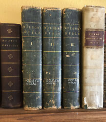 Holy Bible Containing The Old And New Testaments, Apocrypha, Wilson, Thomas 1785