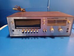 Modular Component Systems Mcs 3550 Vintage Dolby Cassette Deck Free Shipping