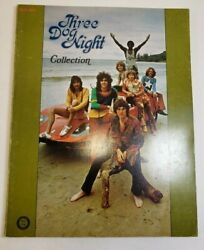 Three Dog Night Collection Songbook Piano Vocal Guitar Sheet Music Book