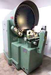 Kodak 30 Optical Comparator W/ Profile Projector And10x Lens - Great Condition