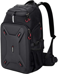 Endurax Extra Large Camera Backpack Waterproof Drone Backpacks For Photographers $135.33