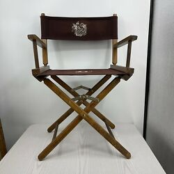 Hershey Foods Chocolate Director's Folding Chair Cocoa Bean Baby Excellence 1998
