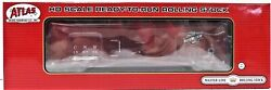 Ho Scale Atlas 20005653 Chicago And North Western Cnw 155789 Berwick 50' Boxcar