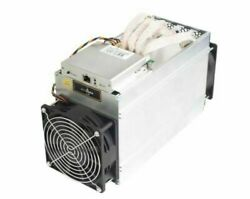 Litecoin/dogecoin Bitmain Antminer L3+ Miner Tuned To 580 Mh/s A+ Usa Seller