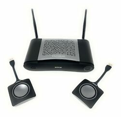Barco Cse-200 Clickshare Wireless Presentation System With Touch Back Cse-200