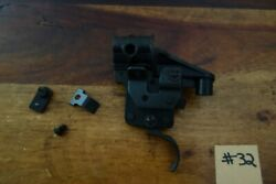 Remington Model 710 Rifle Trigger Assembly Complete W/ Pins And Spring Good