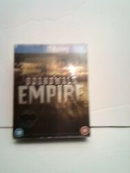 Boardwalk Empire - Blue Ray Dvd Set -the Complete 1 2 And 3 Season -brand New