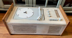 Braun Superphono Sk 4/2 Tube Record Player/radio By Hans Hugelot And Dieter Rams