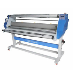 60'' Full-auto Low Temp Wide Format Laminating Machine 2200w - Local Pick Up
