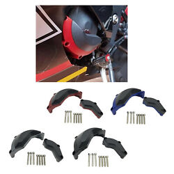 1 Set Motorcycle Engine Cover Guard Shell Protector For Yamaha Yzf-r6 08-17