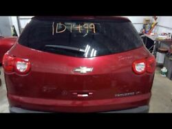 Trunk/hatch/tailgate With Rear View Camera Opt Uvc Fits 09-12 Traverse 946339
