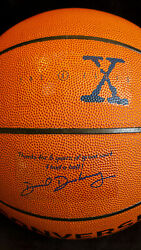 Rare 🔥the X-files Productioncrew Gift Basketball From David Duchovny 🔥