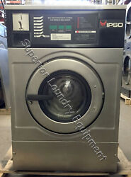 Ipso Iwf020 Washer, 20lb, Coin, 220v, 1/3ph, Reconditioned