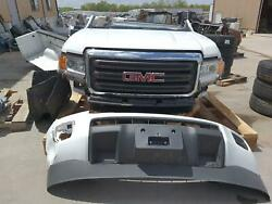 2015-2020 Gmc Canyon White Complete Cooling Assembly