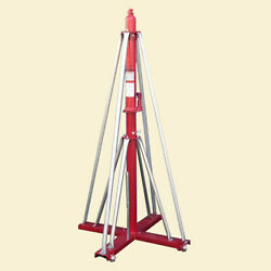Model 6a6490 - 3 Ton Jack House Aircraft Jack For Cessna, High Wing Aircraft