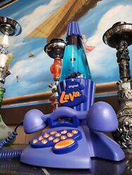 Vintage Lava Lamp Telephone With Original Globe - Tested And Functional ☎️