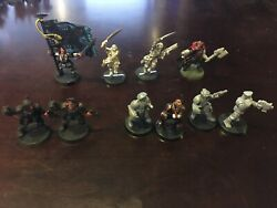 Warhammer 40k Astra Militarum/imperial Guard Commanders Hqand039s