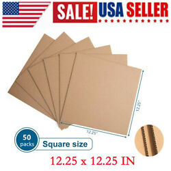 50pcs 12.25 X 12.25 Filler Pad Scrapbook Catalog Insert Pads Lp Record Mailer