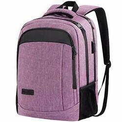 Travel Laptop Backpack Anti Theft Water Resistant Backpacks School Computer $34.75