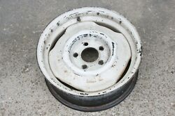 Original 1960and039s-70and039s Dodge Plymouth Kelsey Hayes Steel Wheel 15x5.5 Jj Mopar 1