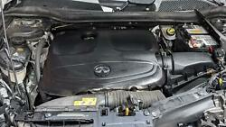 2018 Infiniti Qx30 2.0l Turbo Engine Assembly With 46134 Miles 20pet 2017 2019