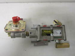 Samsung Nx58r4311ss/aa Oven Safety Valve And Pressure Regulator Dg94-00449a