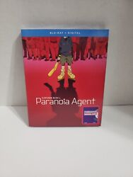 New - Paranoia Agent Blu-ray And Digital - 13 Episodes Anime - Free Shipping