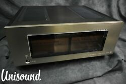 Luxman M-7f Stereo Power Amplifier In Very Good Condition