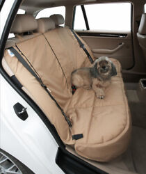 Seat Cover-sle 4 Door Crew Cab Pickup Canine Covers Dcc4115tp