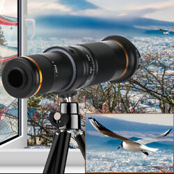 Universal 4k Hd 38x Zoom Mobile Phone Telescope Lens Telephoto External Smartpho