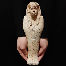 Bc Pharaonic Egypt Antique Egyptian Antiquities Statuette Figurine Statue -m375