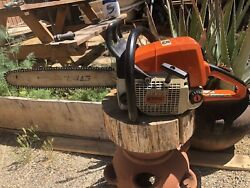 """Stihl 029 Chainsaw With 18"""" Bar And Chain."""