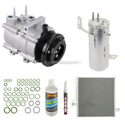 For Ford Explorer Mercury Mountaineer Oem Ac Compressor W/ Condenser Drier Csw