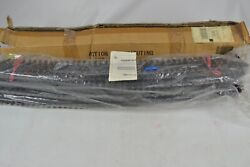 Aristocraft G Scale Stainless 198 16.5 Foot Radius Curved Track,16 Pc Unused Ob