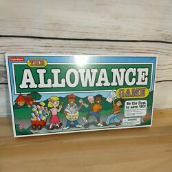 Lakeshore The Allowance Game Childrenand039s Money Skill Board Game New Sealed