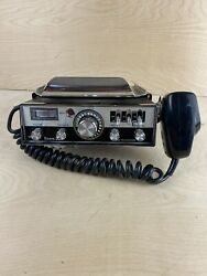 Sears Cb Transceiver Citizen Band 23 Channel Two Way Radio W/mic