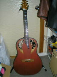 ovation Adamas Century Limited Edition Acoustic Guitar Shipped From Japan