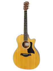 Taylor 314ce Es2 Natural Acoustic Guitar With Original Hard Case Made In 2015