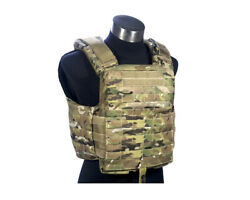 Flyye Armor Chassis Gen2 Plate Carrier Molle Tactical Vest - Multicam Camo
