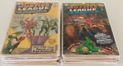 Dc Silver Age Justice League Of America Jla Comic Lot X 38 Affordable Grade 1960