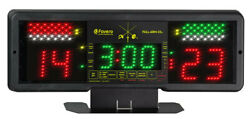 Favero 05 Foil Epee Sabre Fie Fencing Scoring Machine W. Remote+power Supply