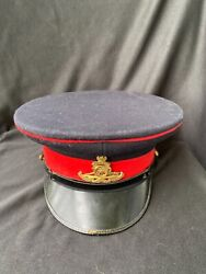 Royal Regiment Of Canadian Artillery L Silberston And Sons Ltd London Hat Cap