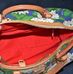 Dooney and Bourke Handbag with Coin bag and keyring $125.00