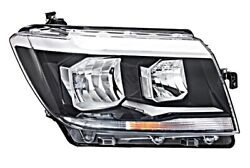 Hella Headlight Right For Man Vw Tge Crafter 1eb012830021