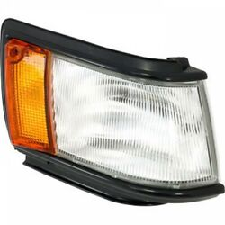 Toyota 81611-12290 Parking And Clearance Lamp Lens Rh Genuine Parts Corolla Levin
